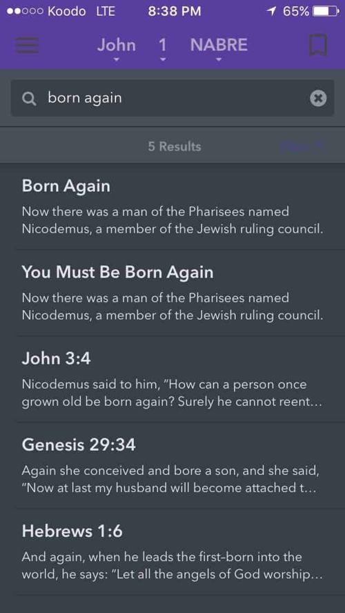 Catholic Bible App Review - CatholicApps com
