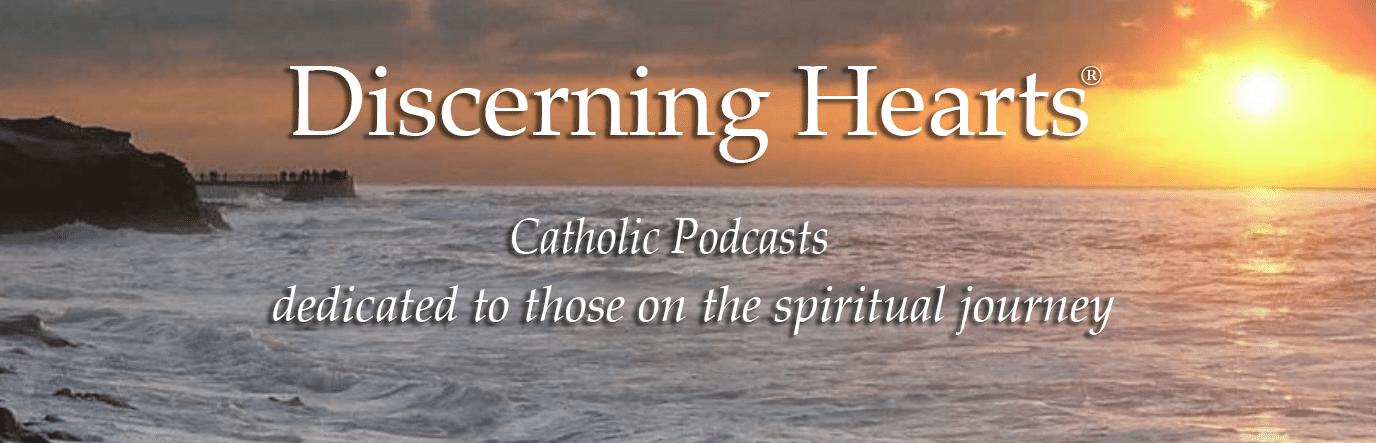 Discerning Hearts. A fantastic Catholic App that draws together amazing podcasts.