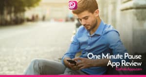 One Minute Pause App From John Eldredge