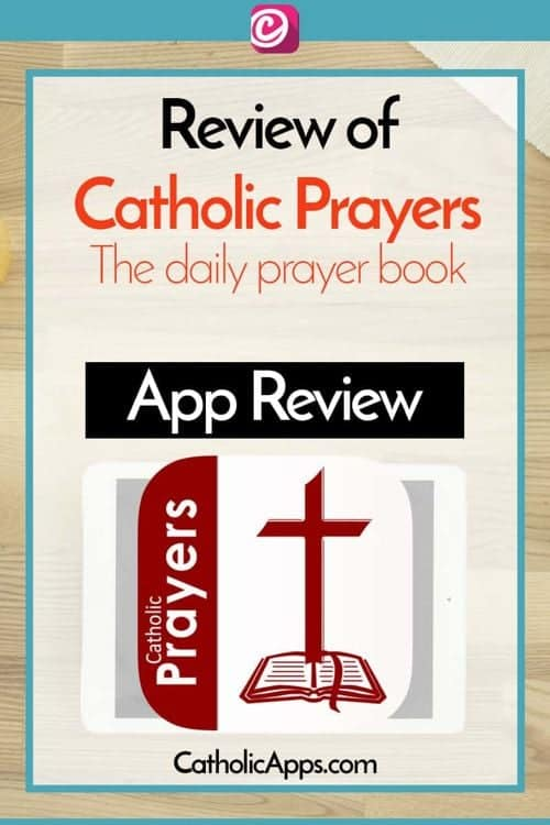 catholic daily prayer book pdf