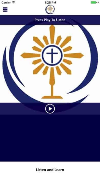 Living Bread Radio, Catholic Radio App - CatholicApps com